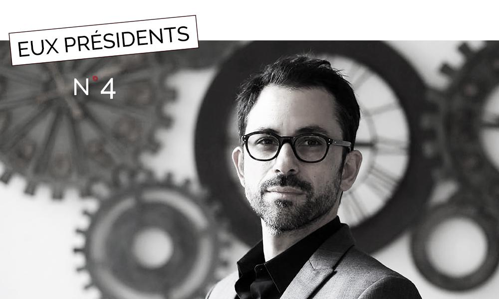 ADEKWA Avocat Lille - Eux Présidents - Michel LÉVY-PROVENCAL