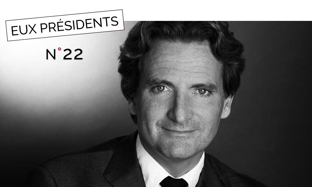 ADEKWA Avocats Lille - Eux Présidents - Charles BEIGBEDER