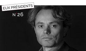 EUX PRÉSIDENTS x Épisode Numéro 26 Frédéric BIZARD