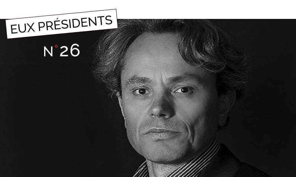 ADEKWA Avocats Lille - Eux Présidents - Frédéric BIZARD