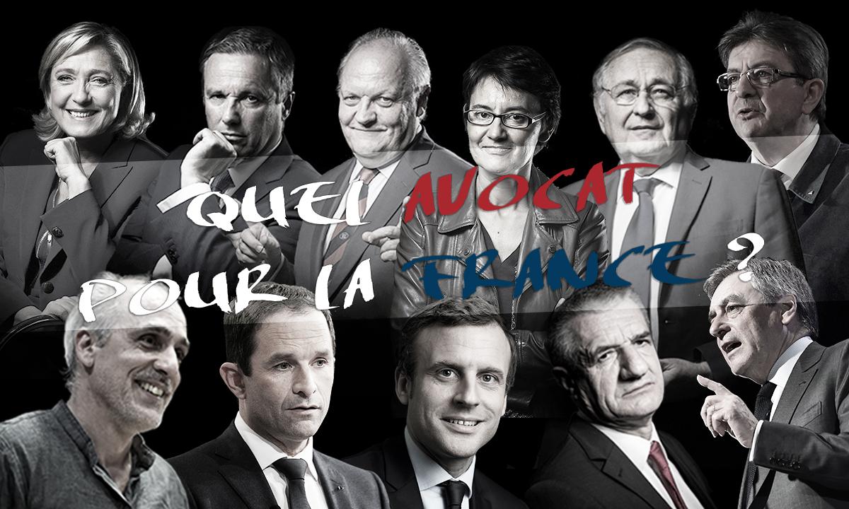 ADEKWA Avocats Lille -Avocats Grand Lille Éléction Présidentielle 2017