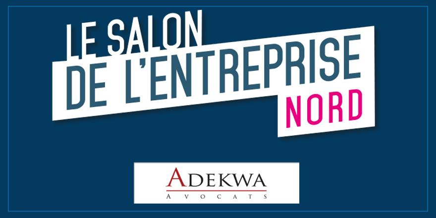 ADEKWA Avocats Lille - Salon Entreprise Nord 2017