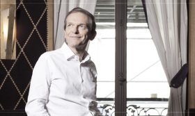 Interview x Frédéric SALDMANN