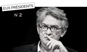 EUX PRÉSIDENTS x Épisode Numéro Deux Jean-Claude MAILLY
