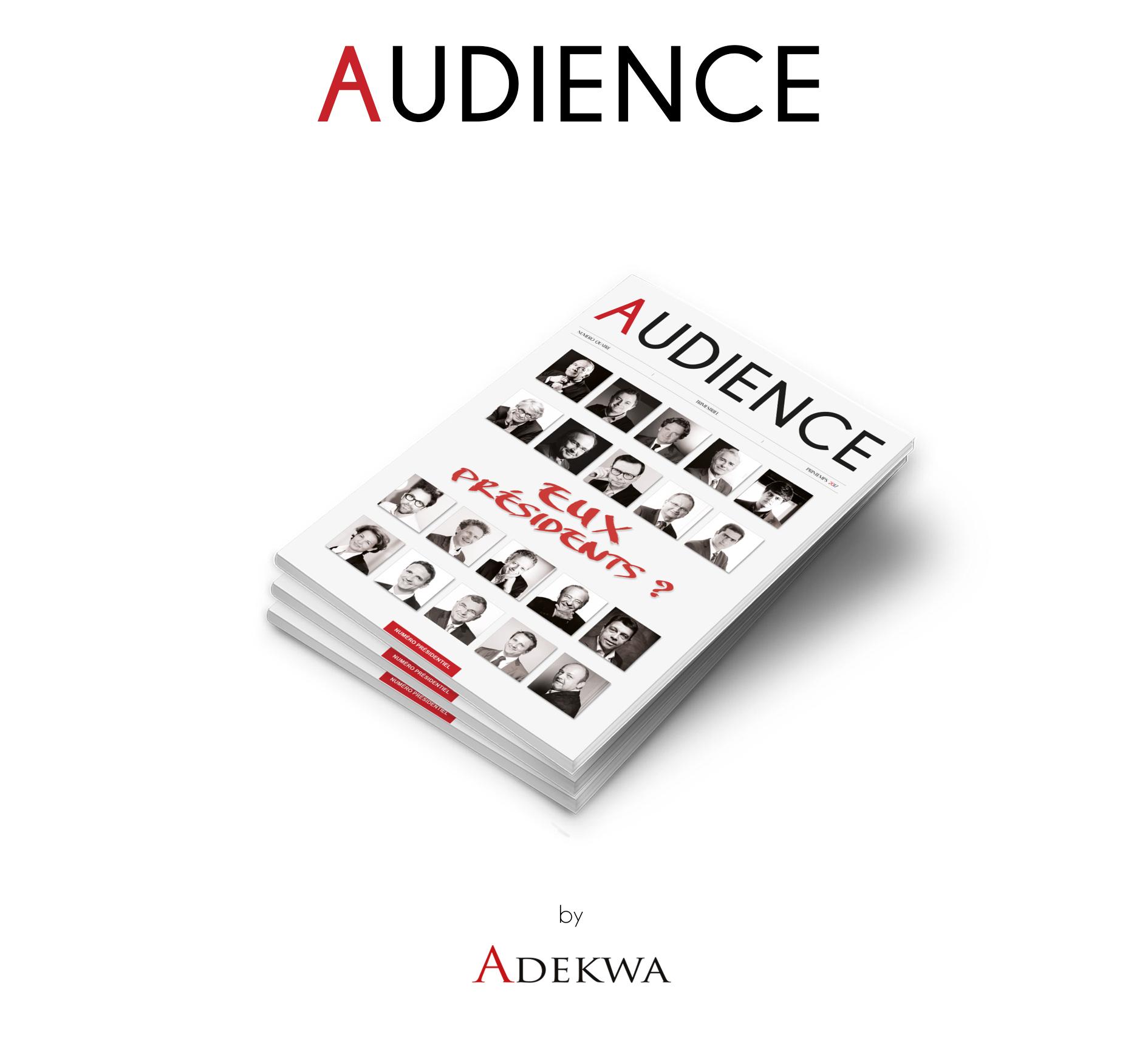 ADEKWA Avocats Lille - Présentation AUDIENCE