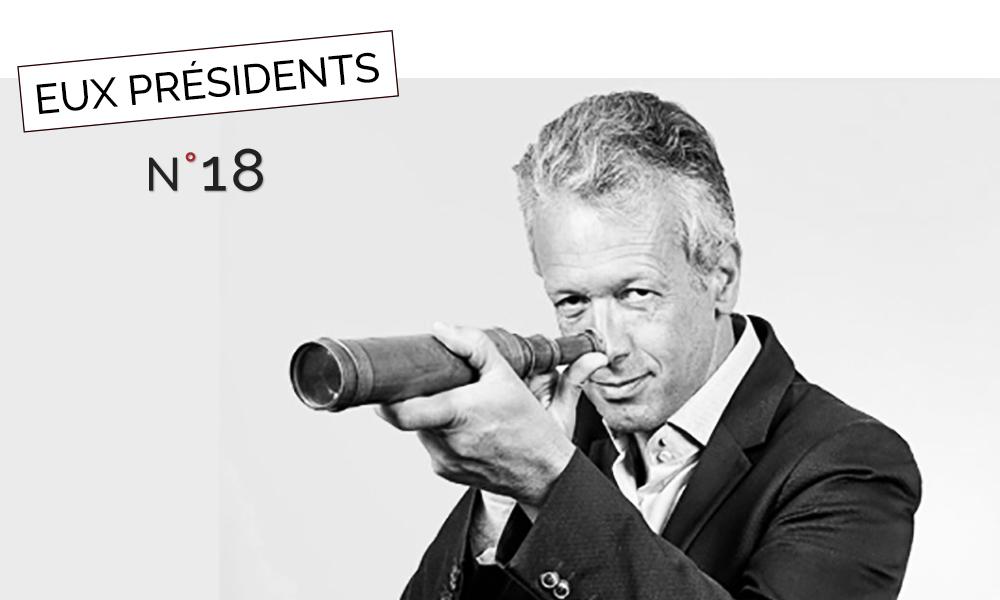 ADEKWA Avocats Lille - Eux Présidents - Hugues LE BRET