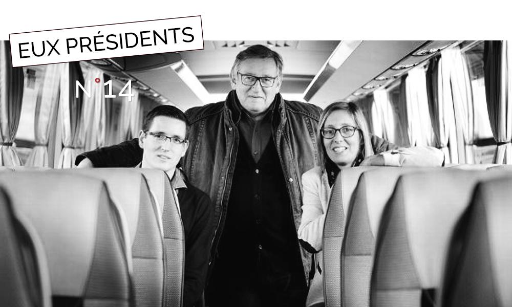 ADEKWA Avocats Lille - Eux Présidents - Michel SEYT