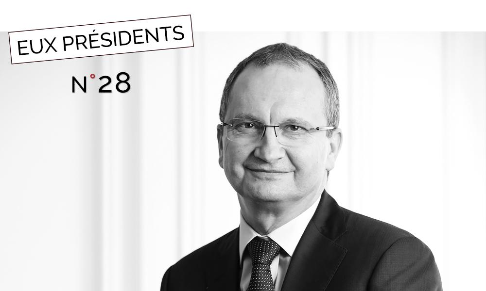 ADEKWA Avocats Lille - Eux Présidents - Jacques CHANUT