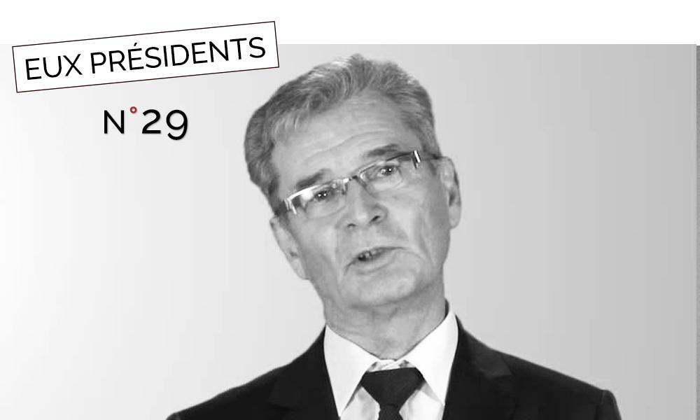 ADEKWA Avocats Lille - Eux Présidents - Jean Burtin