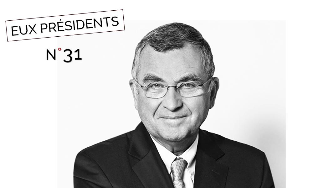 ADEKWA Avocats Lille - Eux Présidents - Xavier Fontanet