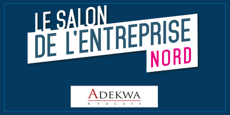 ADEKWA Avocats Lille - Salon Entreprise Nord 2017